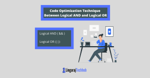 Code Optimization Technique Between Logical AND and Logical OR