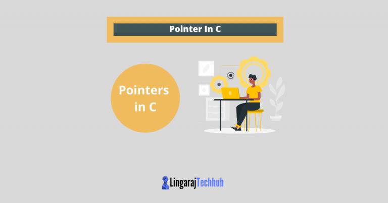 pointer in c
