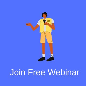Join free Webinar