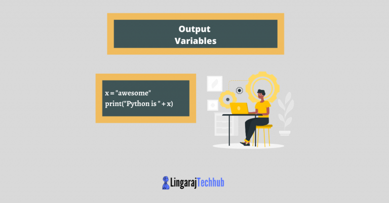 Output variables