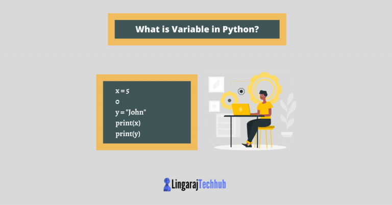 What is Variable in Python_