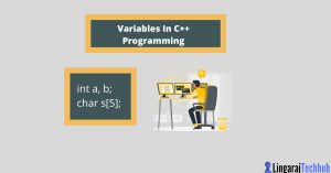 how to declare variables in c++ programming