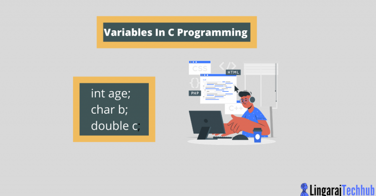 variables in c programming language