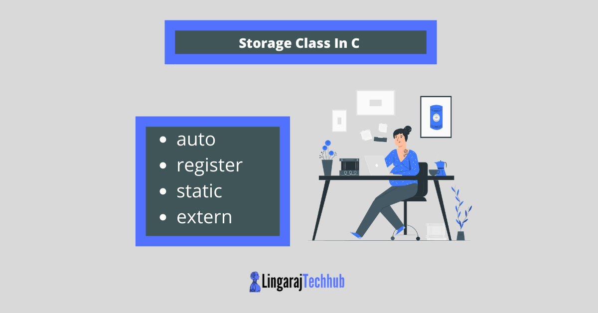 Storage Class In C