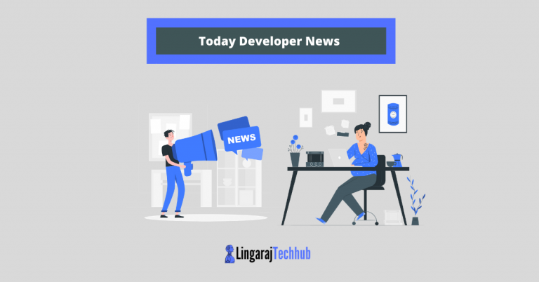 Today Developer News