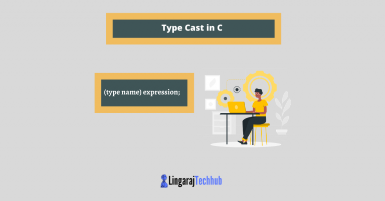 Type Cast in C