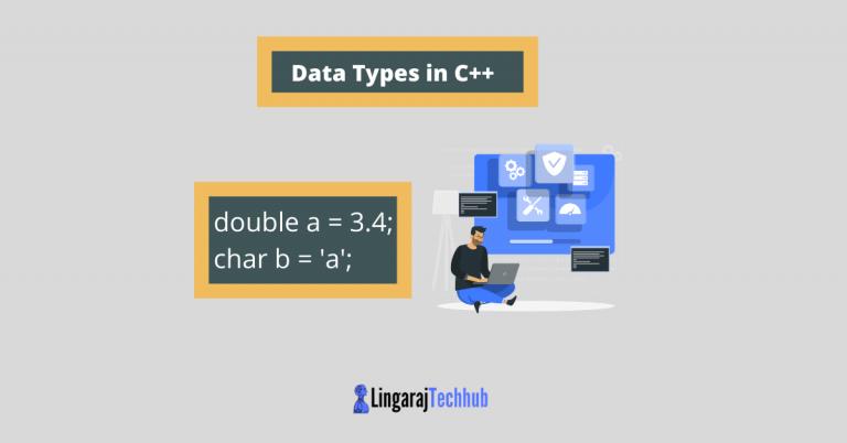 data-types in c++