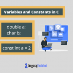 variables and constants in c
