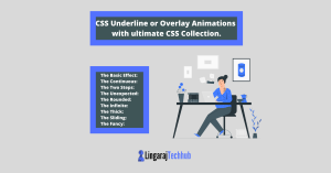 CSS Underline or Overlay Animations with ultimate CSS Collection