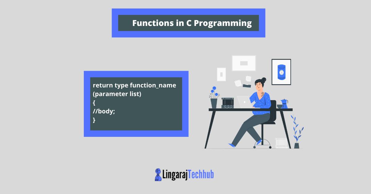 Functions in C Programming