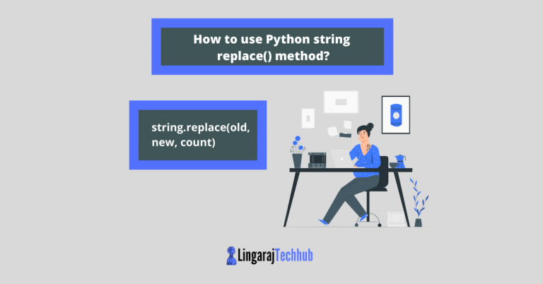 How to use Python string replace() method