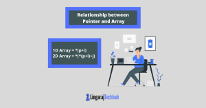 Relationship between Pointer and Array