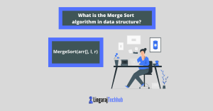 What is the Merge Sort algorithm in data structure?