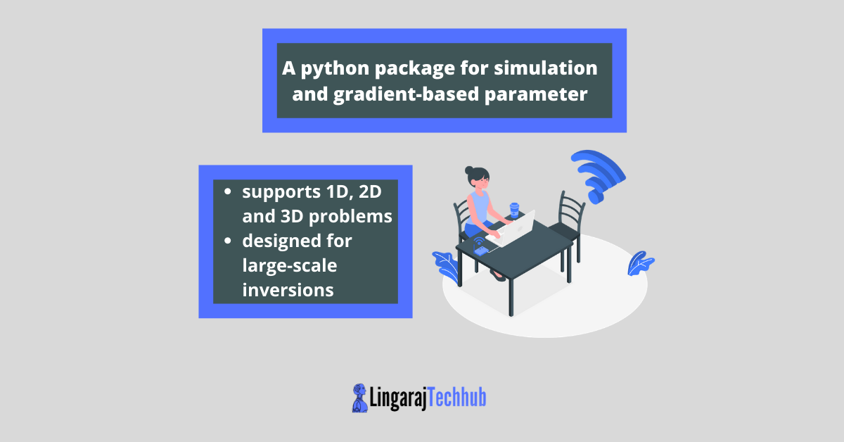 A python package for simulation and gradient-based parameter