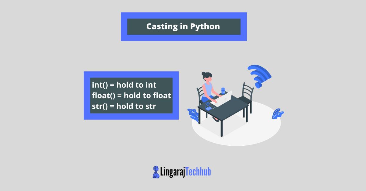 Casting in Python