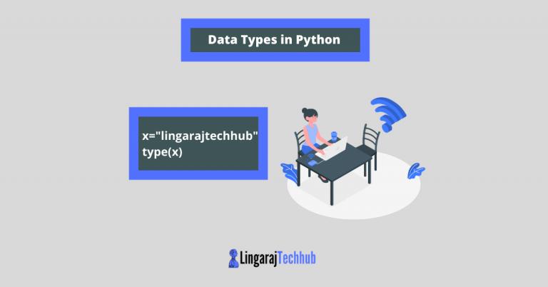 Data Types in Python