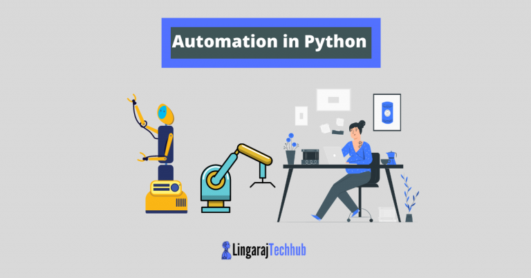 automation in python