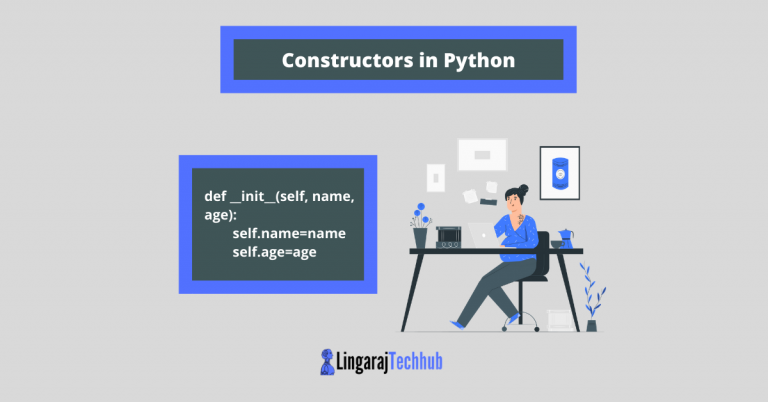 Constructors in Python