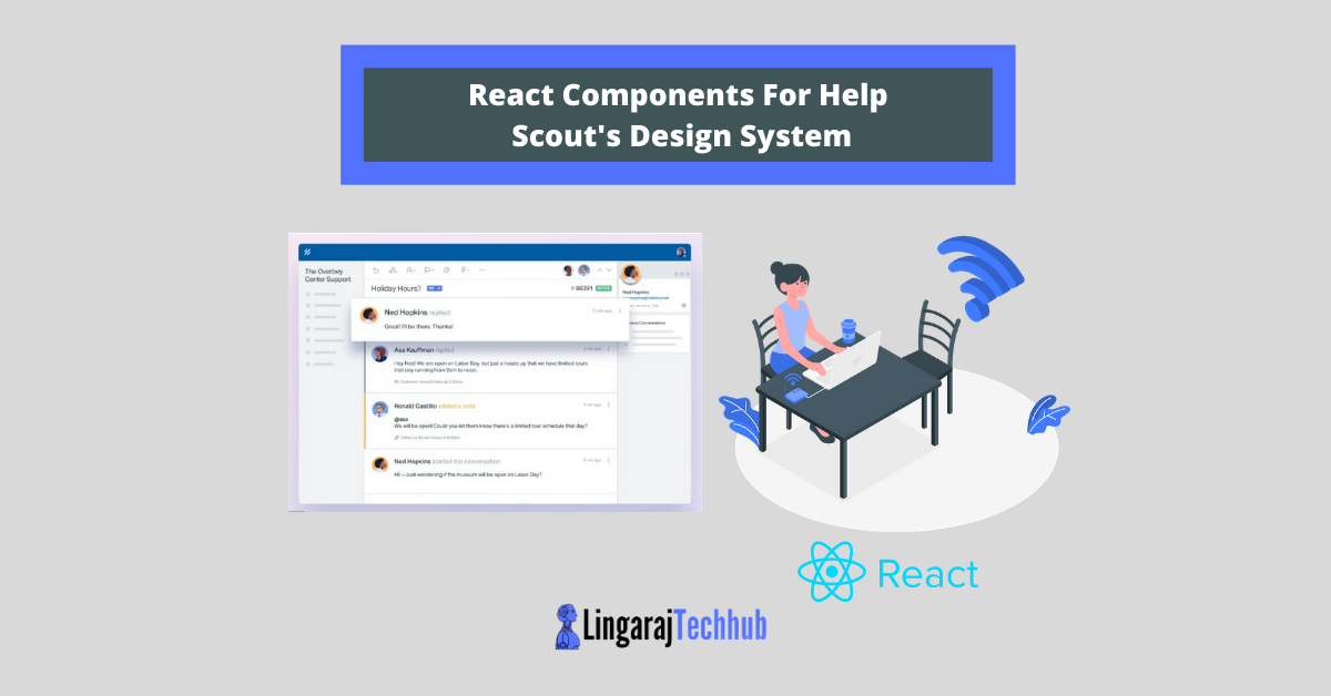 React Components For Help Scout's Design System