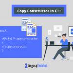 Copy Constructor In C++