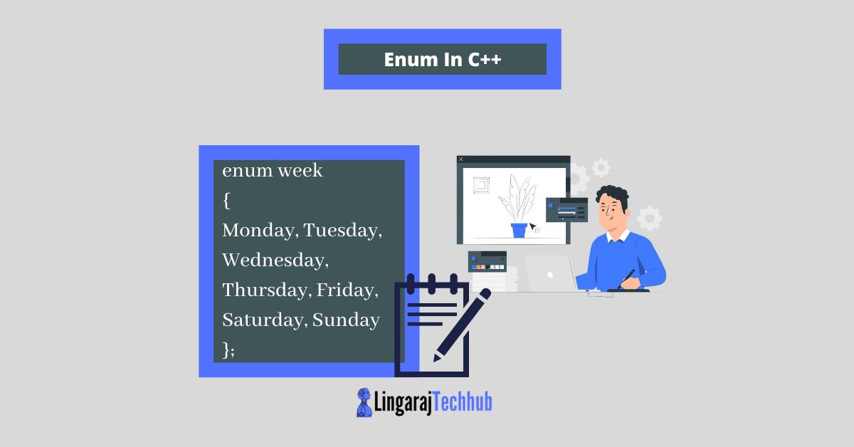 Enum In C++
