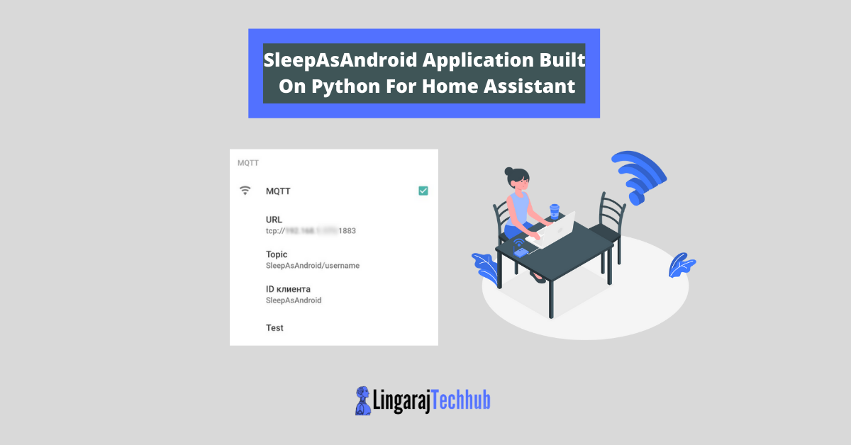 SleepAsAndroid Application Built On Python For Home Assistant