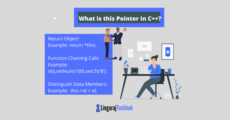 What is this Pointer In C++