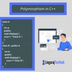 Polymorphism in C++