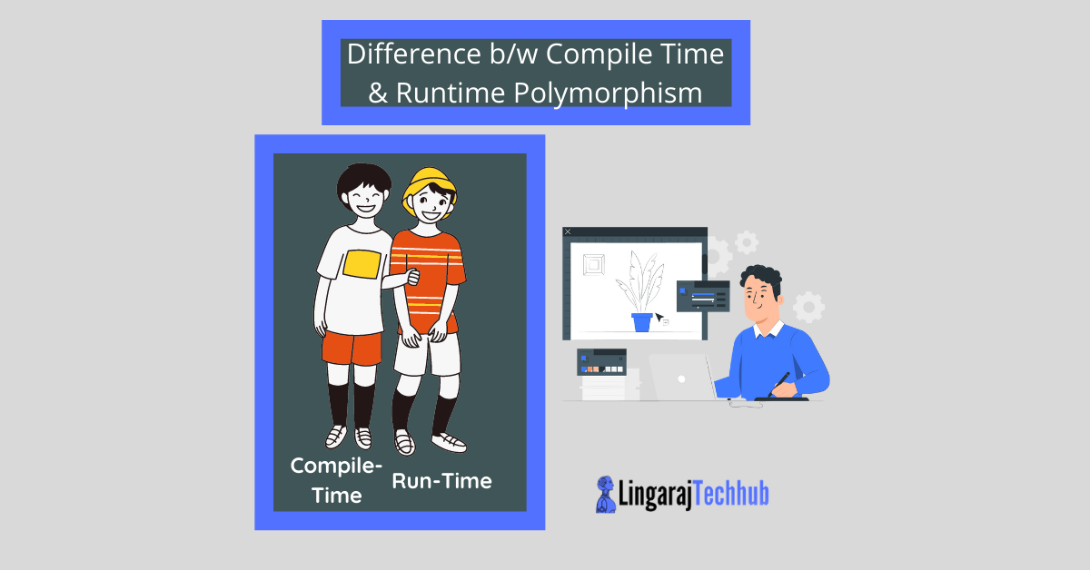 Difference bw Compile Time and Runtime Polymorphism