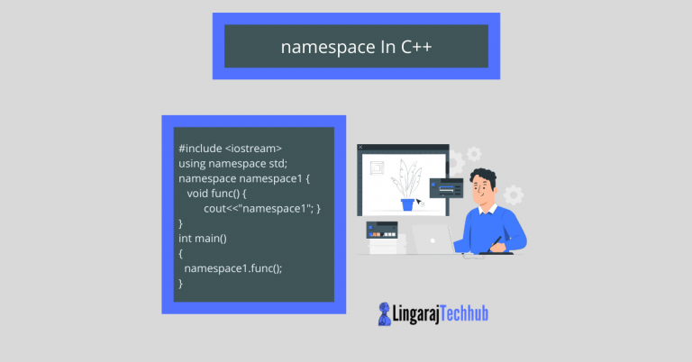 namespace in cpp