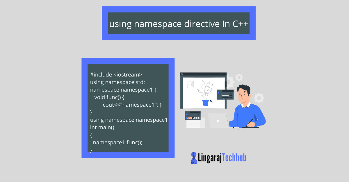 using namespace directive